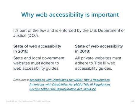 section 508 of the rehabilitation act the fundamentals of accessible web design