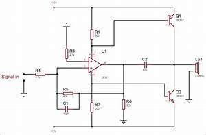 12v Car Audio Amplifier Circuit Diagram