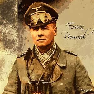Erwin Rommel The Desert Fox by grgo1408 on DeviantArt