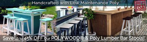 premium poly patios miami springs buy polywood bar stools furniture premium poly patios