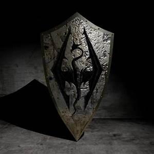 SkyRim Shield - 3D and 2D Art - ShareCG