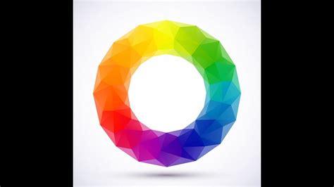 Color Wheel دائرة الألوان Youtube