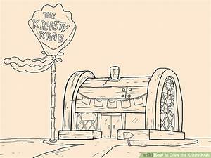 How to Draw the Krusty Krab (with Pictures) - wikiHow