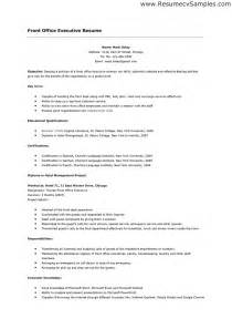 receptionist administrative assistant resume receptionist administrative assistant resume
