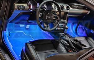 Interior Automotive Lighting