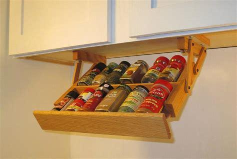 Ultimate Kitchen Storage Under Cabinet Mini Spice Rack
