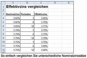 Zins Berechnen Formel : effektivzins einer annuit t sicher berechnen ~ Themetempest.com Abrechnung