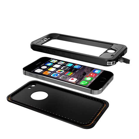 iphone 5s waterproof cases punkcase studstar black apple iphone 5s 5 waterproof