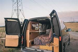 Vw Caddy Camper Kaufen : vw caddy camper conversion dirtbag van dreams ~ Kayakingforconservation.com Haus und Dekorationen
