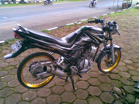 Modification Motor Scorpio by 40 Gambar Modifikasi Yamaha Scorpio Sporty Keren Modif Drag