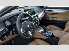 2017 BMW 5Series 540i M Sport Interior HD Wallpaper #275
