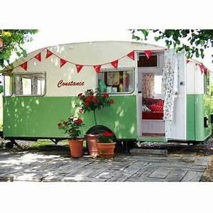 Aménagement Intérieur Caravane : 20 caravanes qui donnent envie de partir en vacances ~ Nature-et-papiers.com Idées de Décoration