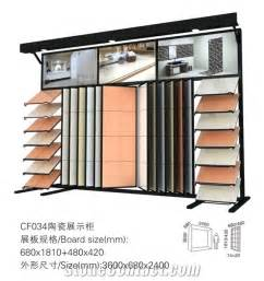 display marble display rack tile stand cf34 from