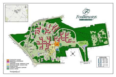 small floor plans cottages independent living for seniors foulkeways at gwynedd