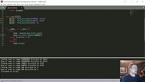 Asyncio - Asynchronous programming with coroutines ...