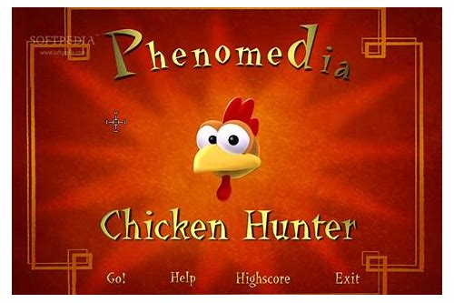 descargar chicken hunter game pc