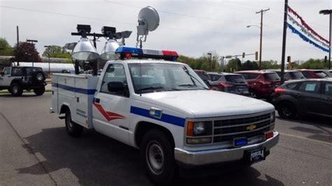 1988 Chevrolet Ck 2500 Emergency Management Vehicle V6 No