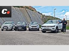 Volkswagen Tiguan SUV vs Mazda CX5, Honda CRV, Subaru