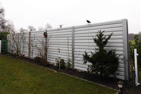 Effektiver Laermschutz Im Garten by L 228 Rmschutz W 228 Nde Schallschutz F 252 R Ihren Garten In M 252 Nster