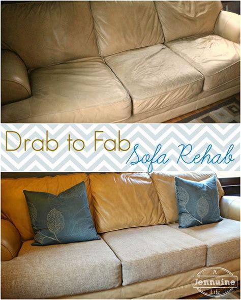 leather sofa cushions made to tutorial diy upholstery sofa rehab a jennuine life