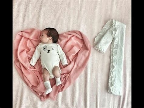 diy monthly baby photo shoot  home ideas creative