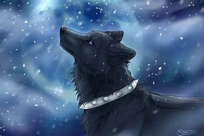 Wolf Rain Fanart Wolfs Deviantart Requiem Fan