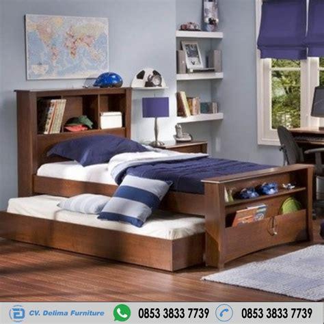 Desain kamar mandi minimalis 2×2 juga tidak butuh banyak biaya lho. Tempat Tidur Minimalis Untuk Kamar Anak Laki Laki dan Perempuan   Desain Furniture Mebel Jepara ...