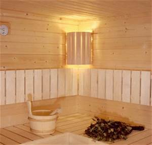 Massivholz Sauna Selbstbau : sch ne saunalampen saunabeleuchtung saunalicht ~ Whattoseeinmadrid.com Haus und Dekorationen