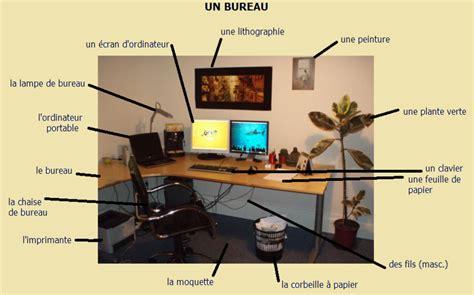le vocabulaire du bureau apprendre le francais autrement
