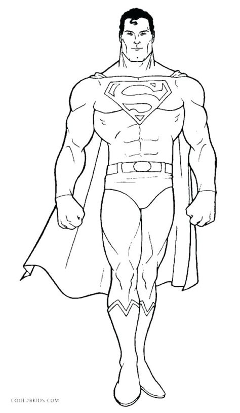 fresh coloring pages superman  coloring pages