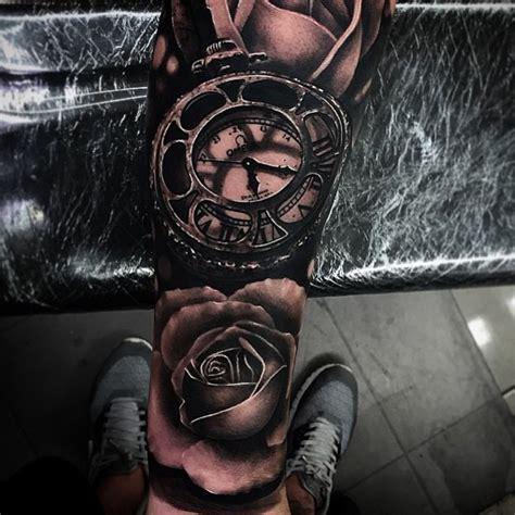 clock tattoo  tattoo ideas gallery