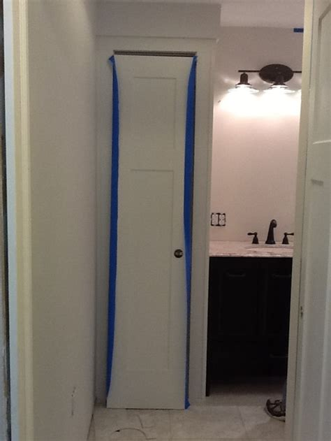 Need Advice For Paint Color For Linen Closet Door