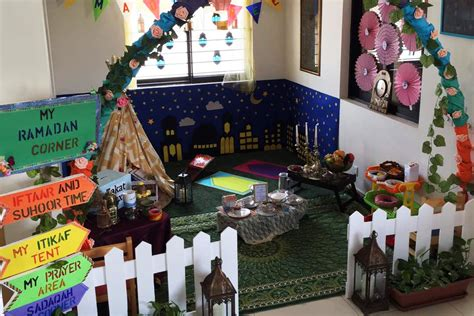 Ramadan Decoration Ideas For Kids Room  Islam Hashtag