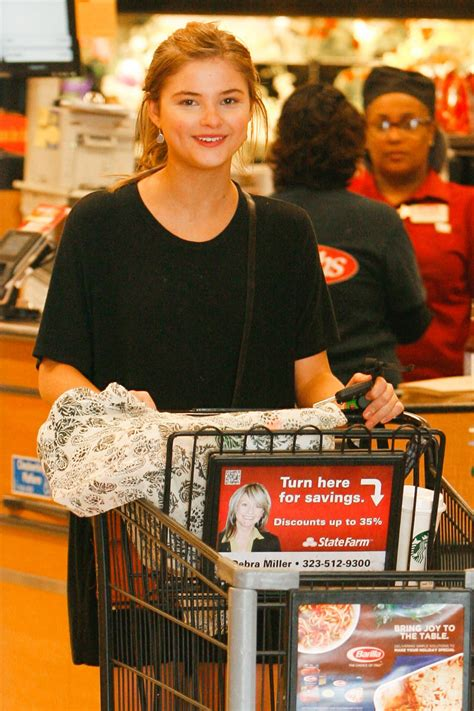 Stefanie Scott - Ralphs Grocery Store in Studio City ...