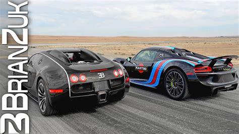 Veyron, P1, 918, Huracan, 650s