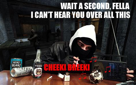 S T A L K E R Memes - s t a l k e r bandit meme v2 cheeki breeki by drjorus on deviantart