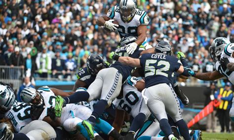final score predictions  seahawks  panthers  week