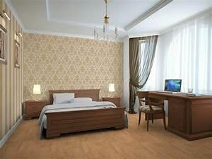die barock tapete in 48 wunderschonen design ideen With markise balkon mit tapete creme gold