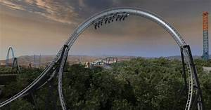 Full Throttle Speeding into Six Flags Magic Mountain in ...