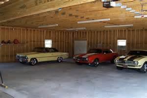4 Car Garage Plans