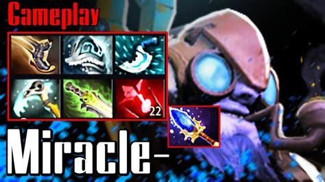 miracle tinker dota 2 gameplay vol 1 ranked 8240 mmr youtube