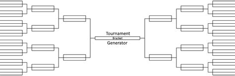 knockout tournament generator