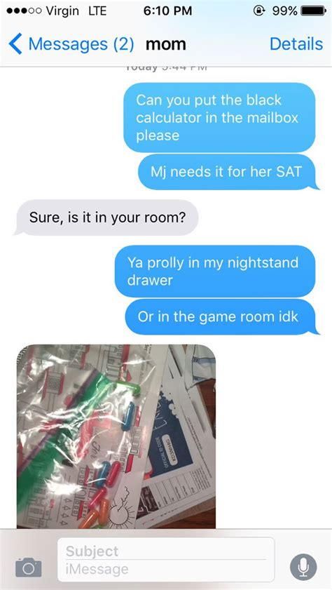 mom finds weird drugs  daughters drawer   year