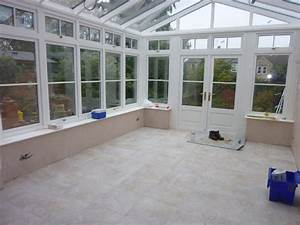 kitchen extension archives kingsholme With conservatory flooring pictures