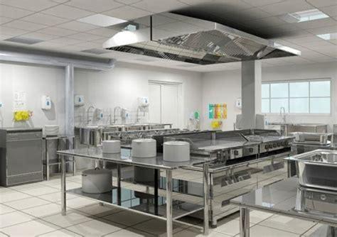 small industrial kitchen design c 243 mo limpiar el acero inoxidable espaciohogar 5404