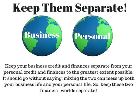 info  business credit  personal credit