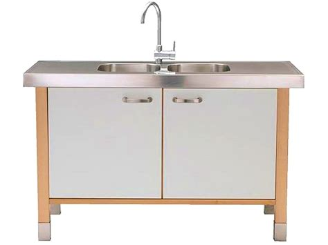 Bathroom  Exciting Standing Kitchen Sink Units Images
