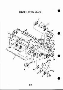 Canon Fax L300 Parts And Service Manual