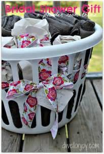 bathroom gift ideas bridal shower gifts