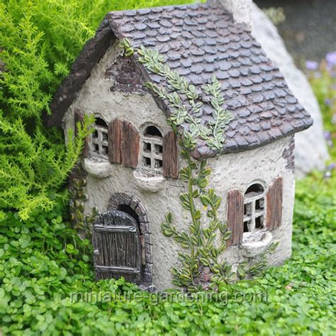 Where To Buy Miniature And Fairy Garden Houses  Part I